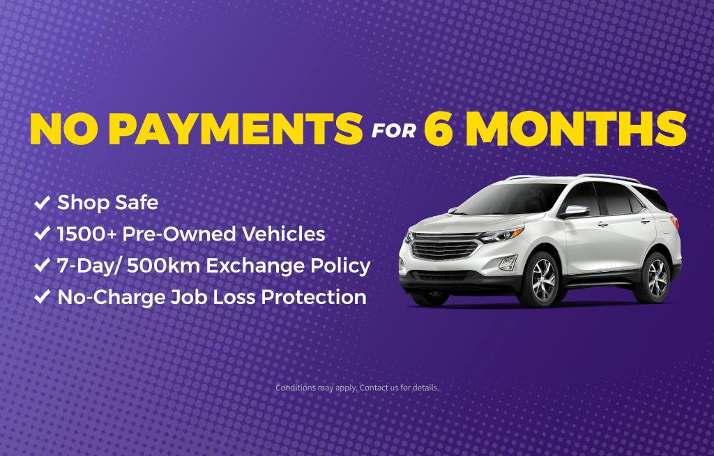 6_Month_No_Payment_AutoPark_Brampton