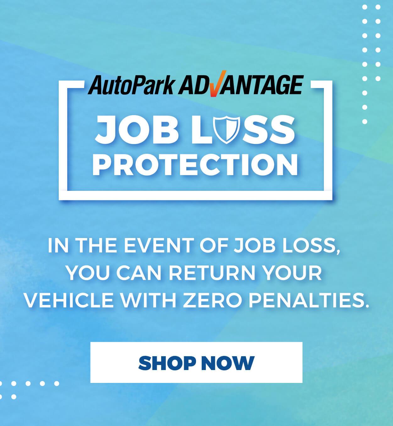 AutoPark - Job Loss Protection
